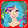 Tic Toc Pocket Games - Girls Hair Makeover Spa Salon artwork