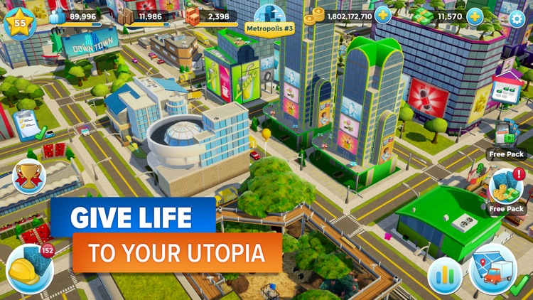 Citytopia® Build Your Own City screenshot-0