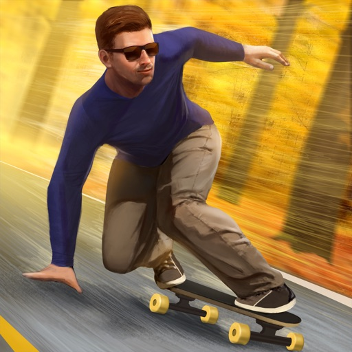 Longboard Simulator 3D
