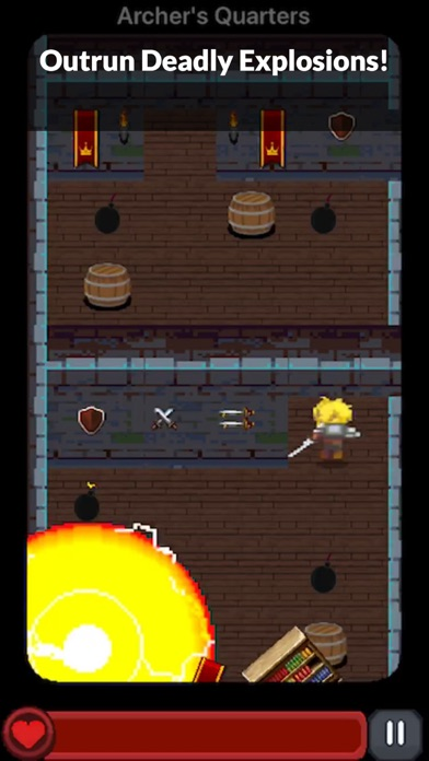 Revenge of the Battle Hunter Screenshot 3