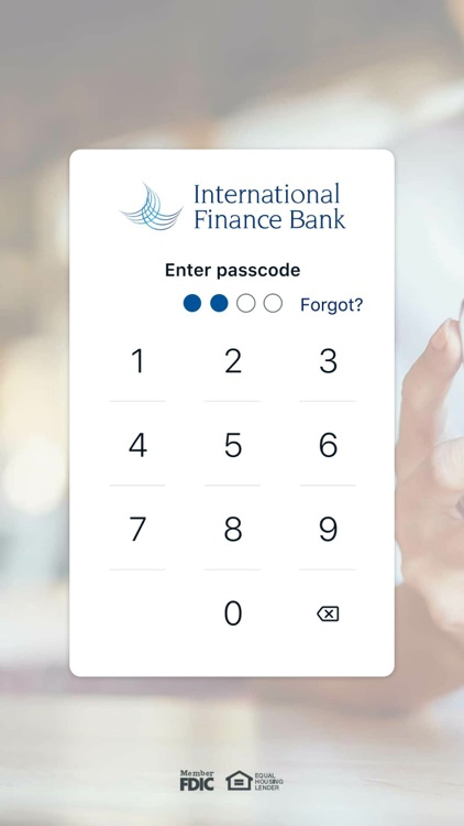 IFB Mobile Banking screenshot-5