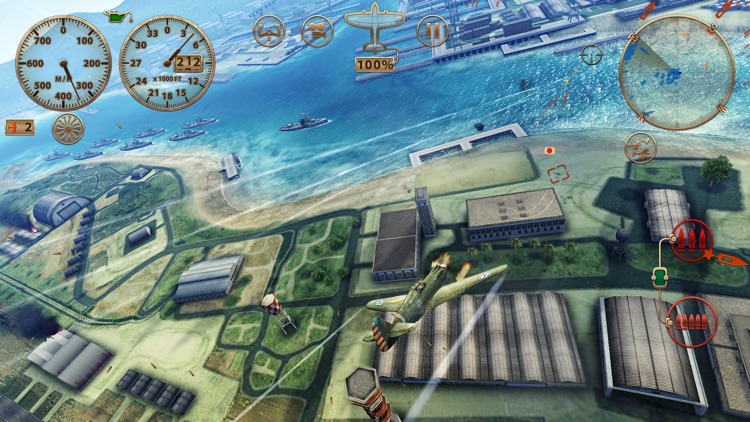 Sky Gamblers: Storm Raiders screenshot-4