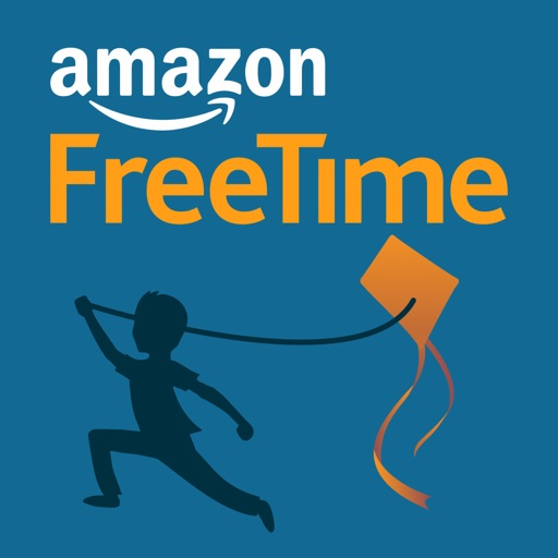Amazon FreeTime Unlimited app logo