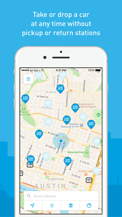 Car2go Revenue Download Estimates Apple App Store Us