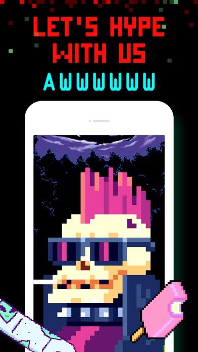 Live Pixel Wallpaper HD screenshot 5