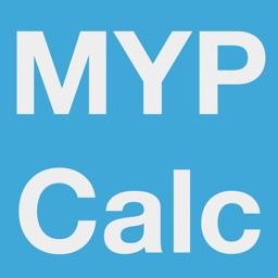 MYP Grade Calculator
