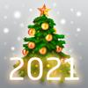Alexander Chasovskikh - 2021クリスマスカード アートワーク