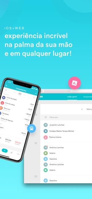 Organizze Gastos Screenshot