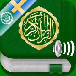 Quran Audio in Arabic, Swedish