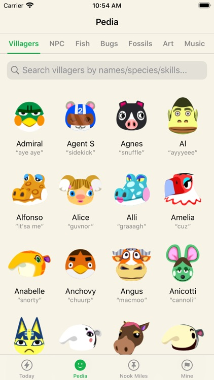 AC Guide for Animal Crossing