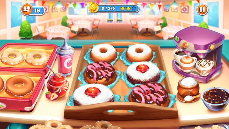 Cook It: Cooking-Frenzy Game screenshot-9