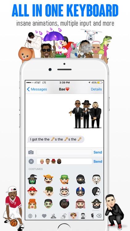 Moji™ screenshot-4