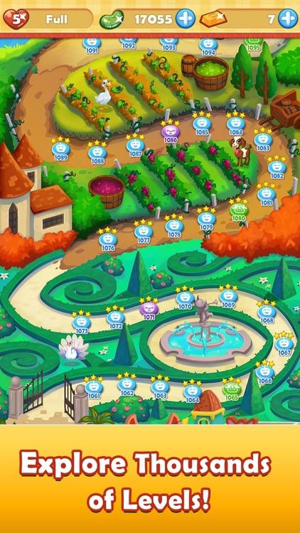 Farm Heroes Saga screenshot-3