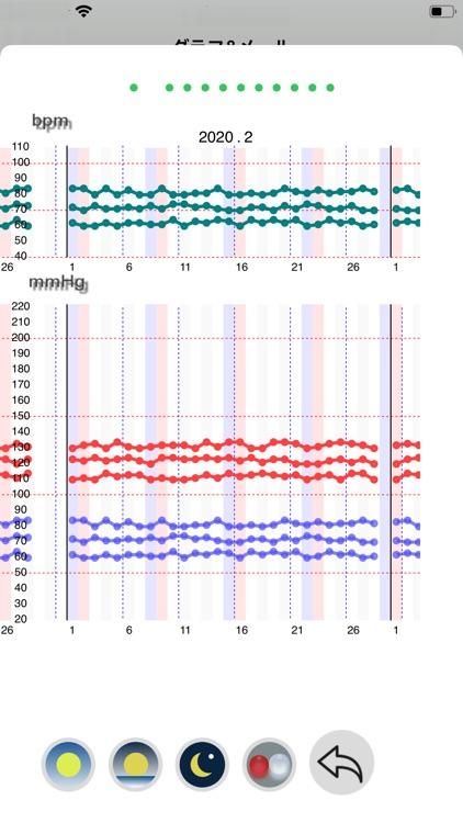 BP Grapher - record and chart screenshot-4
