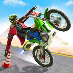 Bike Stunt Race Master  2