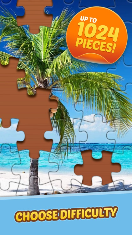 Jigsaw Art Puzzle Mania screenshot-2