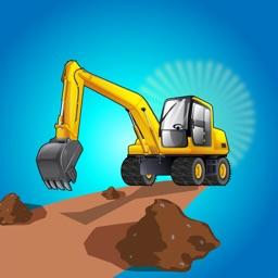 Excavator Walk