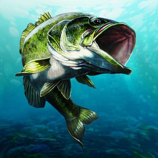 Sport Fishing: Игра Рыбалка