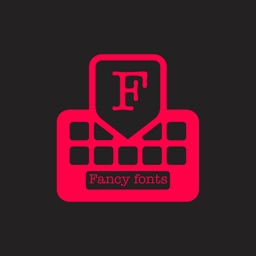 Fancy keyboard fonts