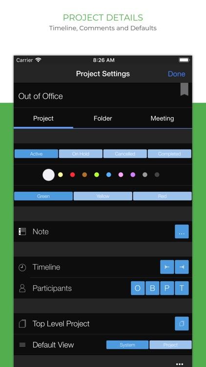 Taskfabric Cloud Projects screenshot-8