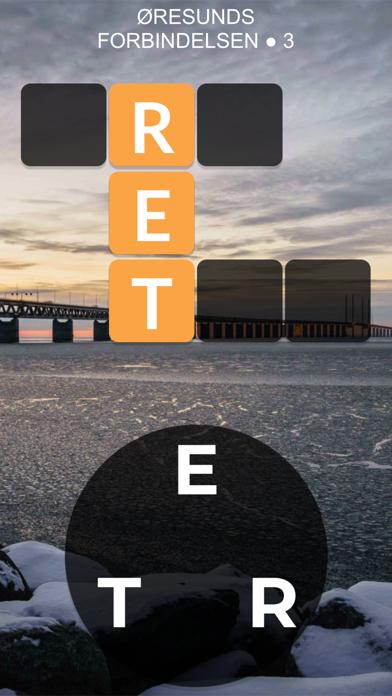 Screenshot for Words Of Wonders: Ord & Pusles in Denmark App Store