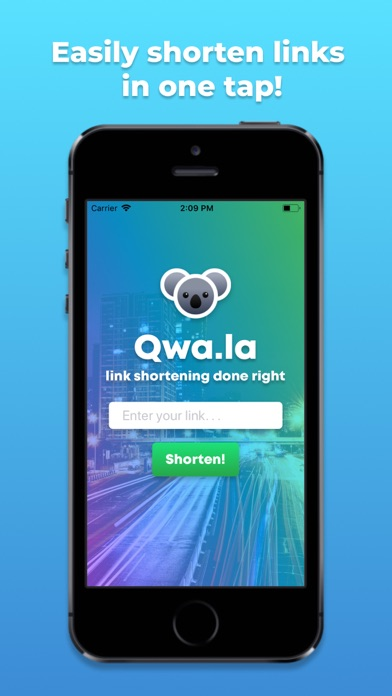 点击获取Qwa.la Link Shortener