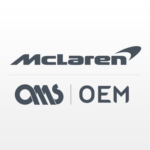 AMS OEM for McLaren
