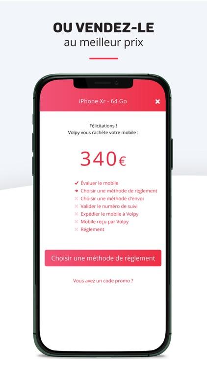 Volpy : Change de téléphone ! screenshot-4
