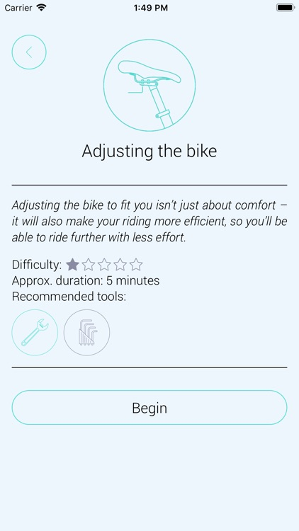 Caring for your bicycle screenshot-6