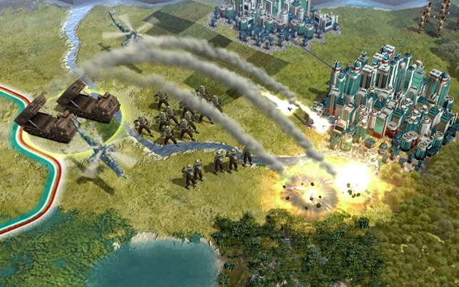 ‎Civilization® V Screenshot