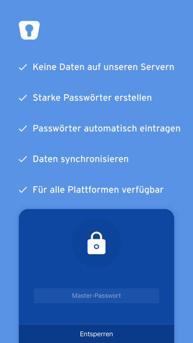 Enpass Password ManagerScreenshot von 1