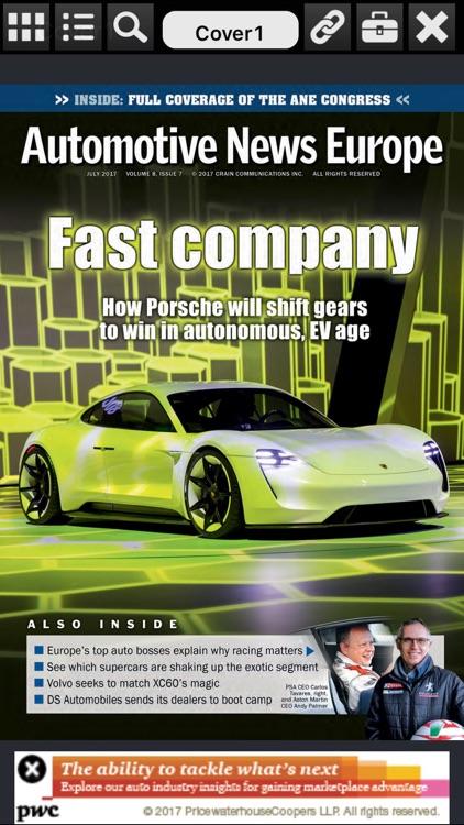 Automotive News NFL Article