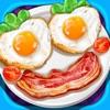 美味早餐食谱!厨师做饭游戏