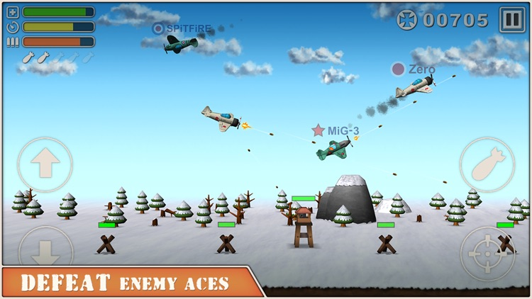 Sky Aces 2 screenshot-1