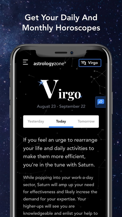 Daily Horoscope AstrologyZone®