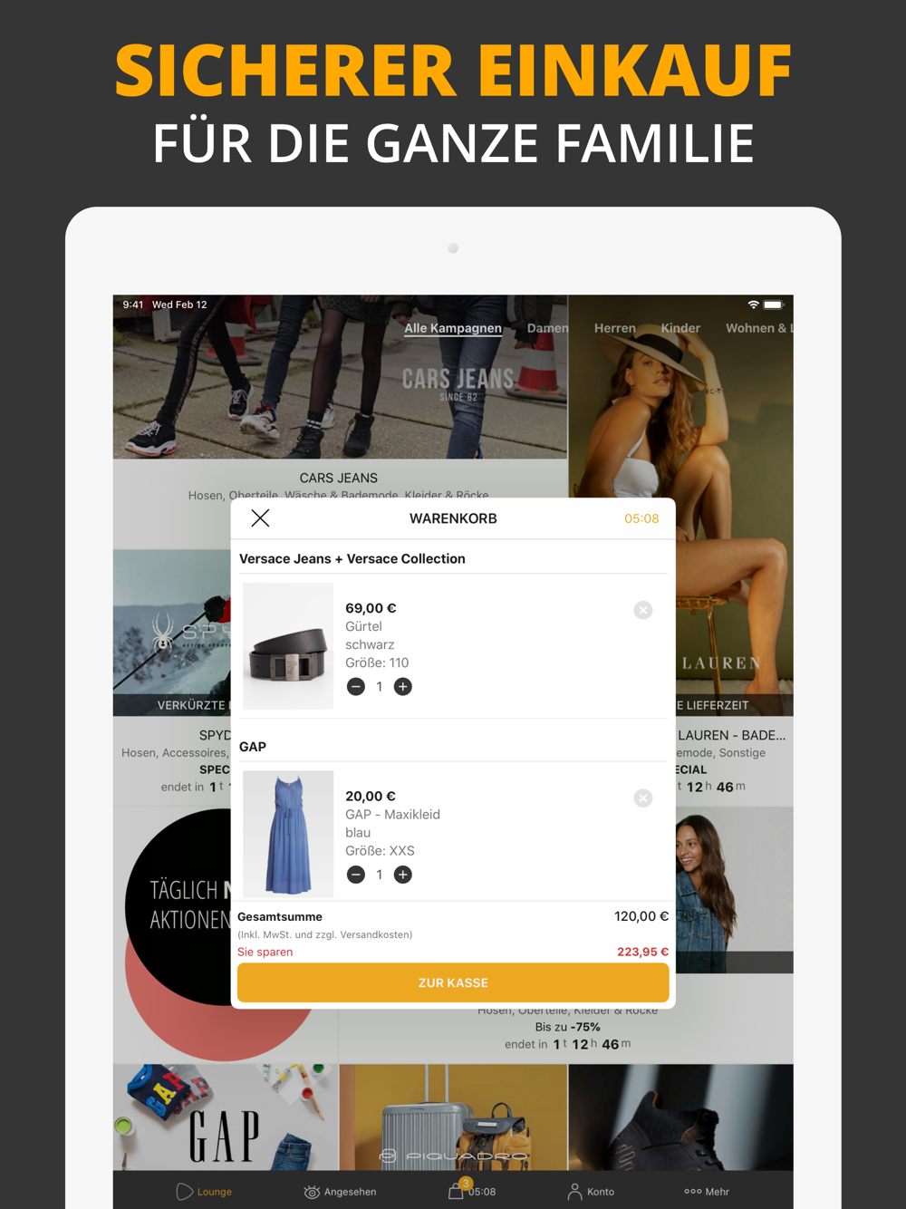 Zalando Lounge – Shopping Club Free Download App for iPhone ...