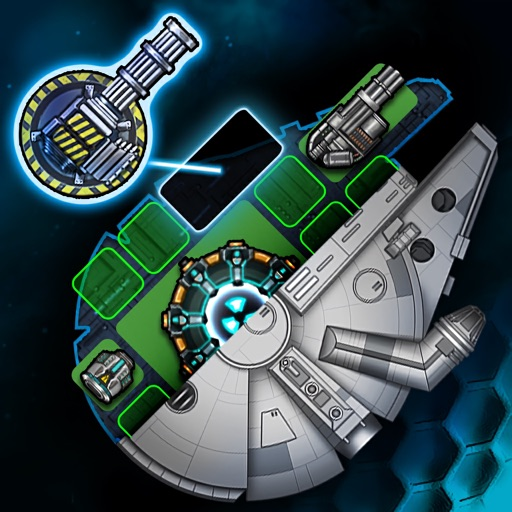 Space Arena: Build & Fight MMO icon