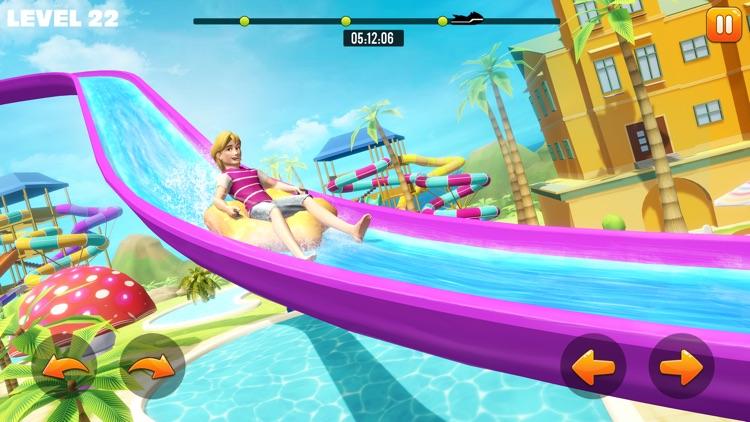 Pool Ride - Water Park Racing screenshot-4