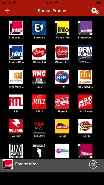 Radios France FM