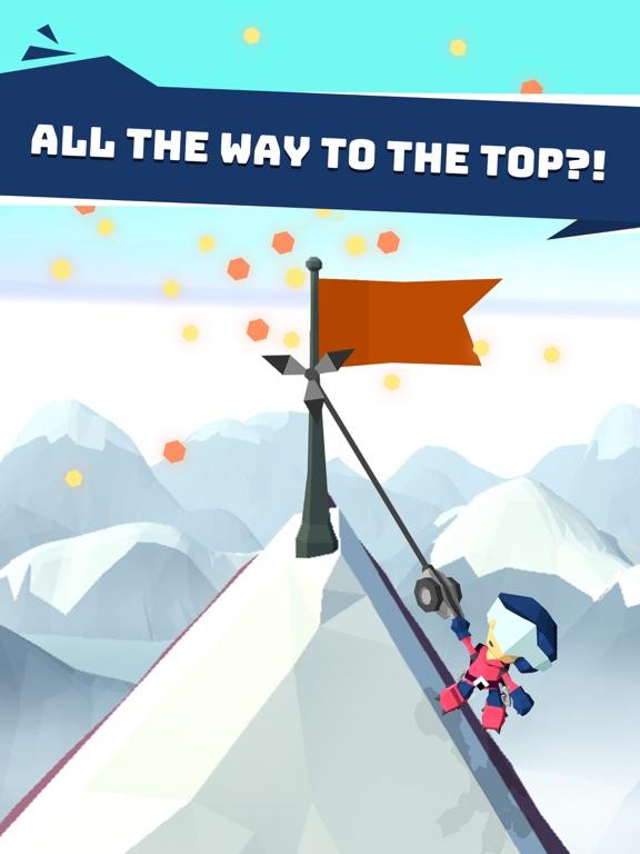 Hang Line: Mountain Climber screenshot 16