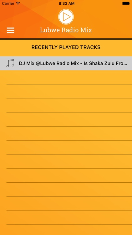 LUBWE RADIO MIX screenshot-2