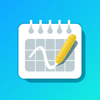 Wasdesign, LLC - Pencil Planner & Draw Calendar アートワーク
