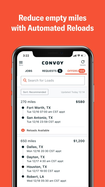 Convoy screenshot-4