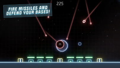 Missile Command: Recharged screenshot 2