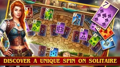 TriPeaks Solitaire Cards Queen screenshot 1