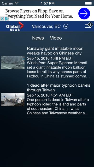Global News Skytrackerのおすすめ画像5