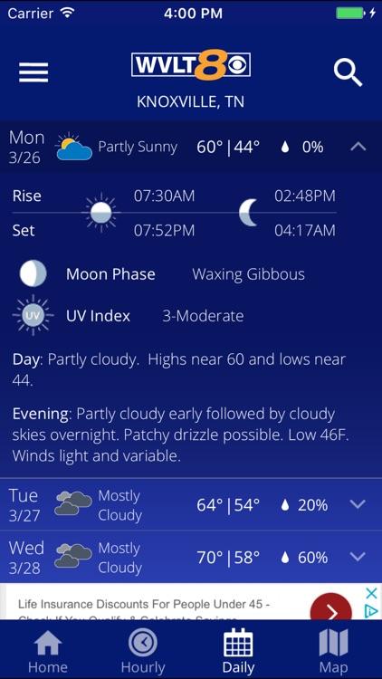 WVLT Weather screenshot-4