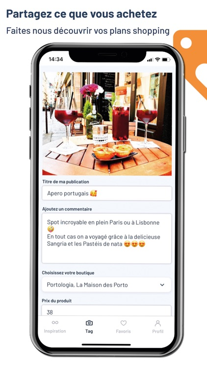 Tagether: Bons plans shopping