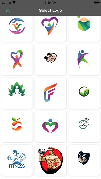 Logo Maker: Graphic Design Pro screenshot-4