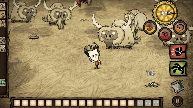 Don't Starve: Pocket Edition screenshot-0